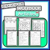 Articles - Grammar workbook
