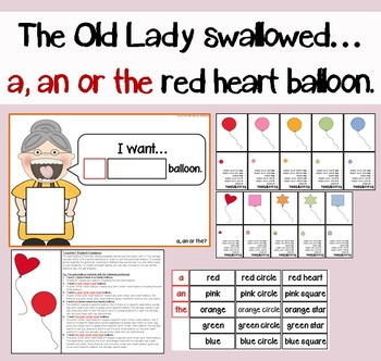 Articles Interactive Game - The Old Lady