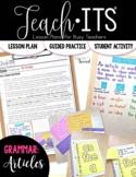 Articles Lesson Plan