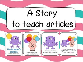 Articles Story Book