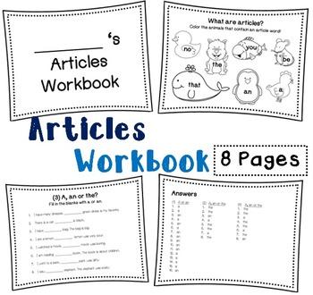 Articles Workbook