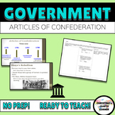 Articles of Confederation: Lesson Plan