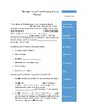 Articles of Confederation -- Cloze Reading