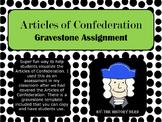 Articles of Confederation Gravestone