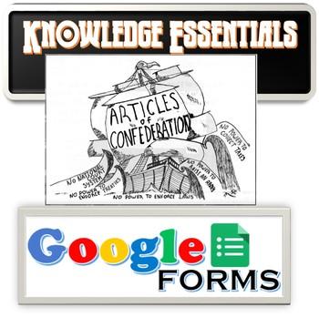 Articles of Confederation Knowledge Essentials