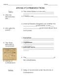 Articles of Confederation Notes