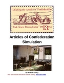 Articles of Confederation Simulation