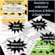 Articles of Confederation Simulation & Lesson