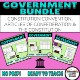 Articles of Confederation & The Constitution BUNDLE