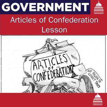 Articles of Confederation Lesson