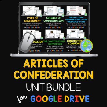 Articles of Confederation UNIT BUNDLE