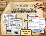 Articles of Confederation Video Notes
