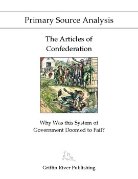 PSA: Articles of Confederation - Why Was This System of Governt Doomed to Fail?