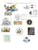 Articles of Confederation and Constitution Picture T-Chart with Answer Key