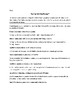 Articles of Confederation powers worksheet