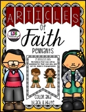 Articles of Faith Pennants