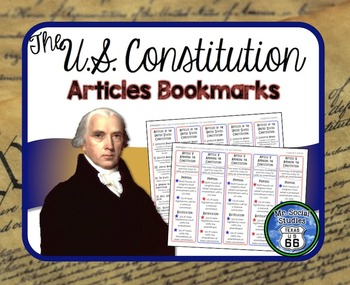 an analysis of seven articles of the us constitution The articles of confederation is the document that was the basis for the united states government prior to that established in the constitution the phrase a more perfect union in the preamble refers to the imperfections in the union under the articles.