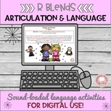 Mixed Group Packet:  Articulation and Language Activities