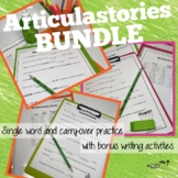 ArticulaStories BUNDLE and Save! for R, S, TH, SH and CH