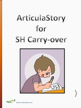 ArticulaStory for SH carry-over