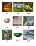 Articulation 3 Part Cards L-Final Words
