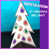 Articulation 3-D Christmas Tree Craft