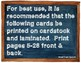 Articulation Game- /T/ All Positions Cards- Use with Fibber Game Speech & Lang