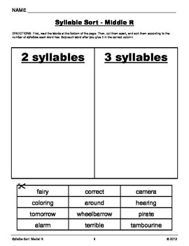 Articulation Activities Workbook, R, CH, SH, S, TH, L Sounds, SPEECH THERAPY