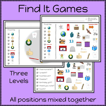 Articulation Activities and Games for Speech Therapy /th/