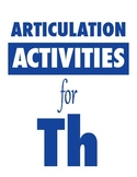 Articulation Activities for Th