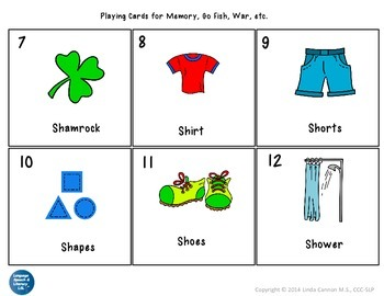 Articulation and Language Activities for the Beginning SH Sound