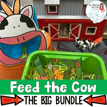 Articulation Activity Feed the Cow: The Big Bundle