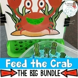 Articulation Activity Feed the Crab: The Big Bundle