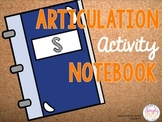 Articulation Activity Notebook: S