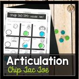 Articulation Activity for Speech Therapy | Speech Sounds Activity