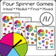 Articulation Activity: /l/ Spinner Speech Therapy Game