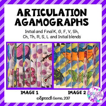 Articulation Agamographs