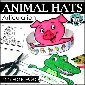 Articulation Animal Hats