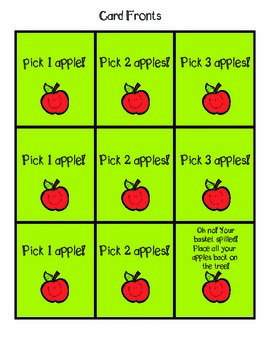 Articulation Apples!