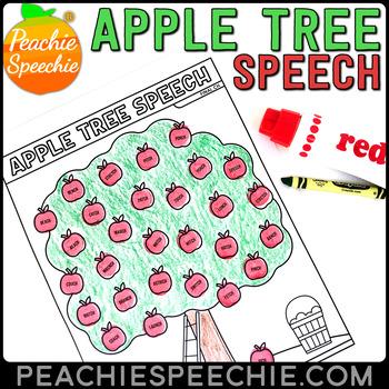 Articulation Apples