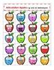 Articulation Apples /k/, /g/, /f/, /v/