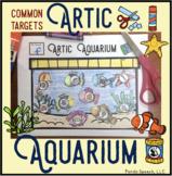 Articulation Aquarium! Speech Therapy Craft Activity