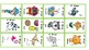 Articulation BINGO: /f/; Stridents