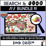 Articulation BOOM Cards™ BUNDLE - Search & Find R