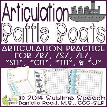 Articulation Battle Boats