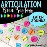 Articulation Bean Bag Toss