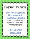 Articulation Binder Covers