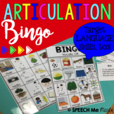 Articulation Bingo for R