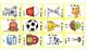 Articulation Bingo: /k/; Velars