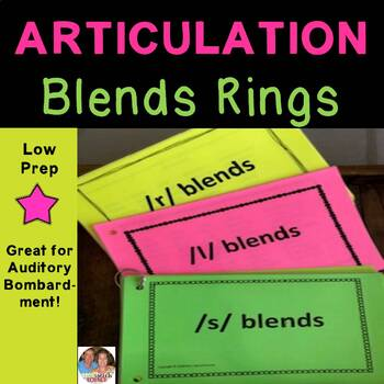 Articulation Blends-Print & Go Articulation Rings - R, S and L Blends